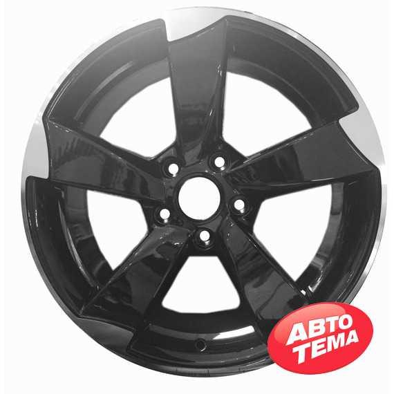 REPLICA Audi JT-1225 MB - Интернет магазин резины и автотоваров Autotema.ua