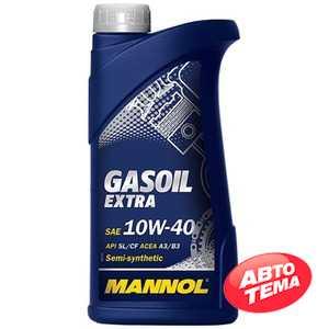 Купить Моторное масло MANNOL Gasoil Extra 10W-40 (1л)