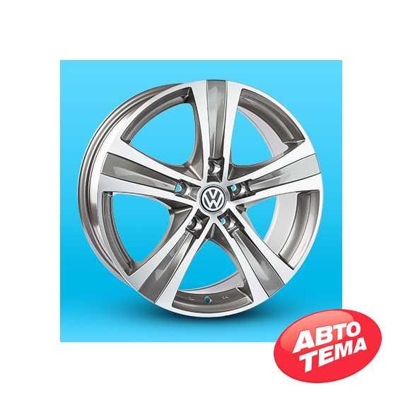 REPLICA Volkswagen JT-1410 GM - Интернет магазин резины и автотоваров Autotema.ua