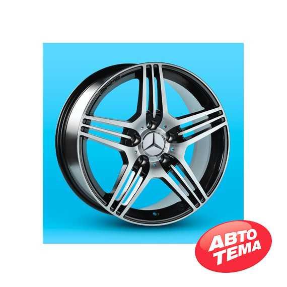 REPLICA Mercedes-AMG JT-1173 BM - Интернет магазин резины и автотоваров Autotema.ua