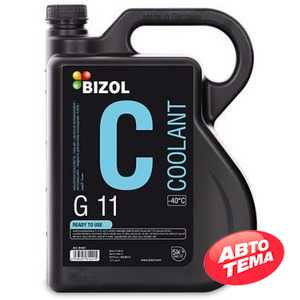 Купить Антифриз BIZOL Coolant G11 Ready To Use (5л)