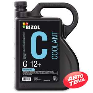 Купить Антифриз BIZOL Coolant G12 Plus Concentrate (5л)