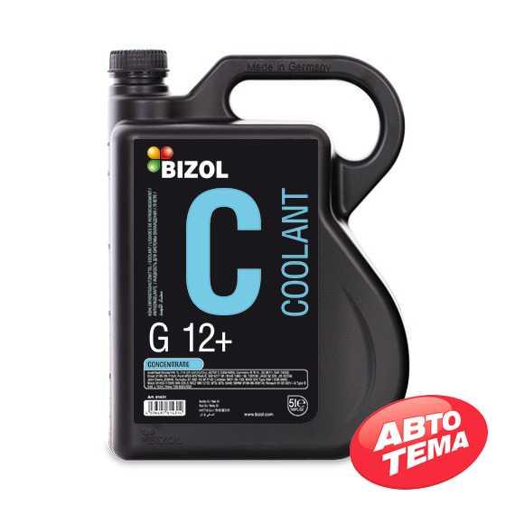 Антифриз BIZOL Coolant - Интернет магазин резины и автотоваров Autotema.ua