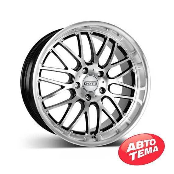 DOTZ Mugello BASE Black/polished - Интернет магазин резины и автотоваров Autotema.ua