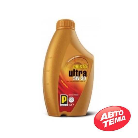 Моторное масло PRISTA Ultra - Интернет магазин резины и автотоваров Autotema.ua
