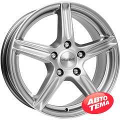 Купить DEZENT L si BASE Silver R16 W6.5 PCD5x100 ET38 DIA57.1