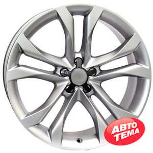 Купить WSP ITALY Seattle W563 Silver R17 W7.5 PCD5x112 ET45 HUB66.6