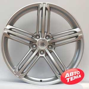 Купить WSP ITALY Pompei AU60 W560 SILVER R18 W8 PCD5x112 ET31 DIA66.6