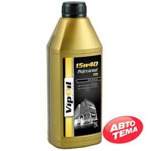 Купить Моторное масло VIPOIL Professional TD 15W-40 CD/SF (1л)