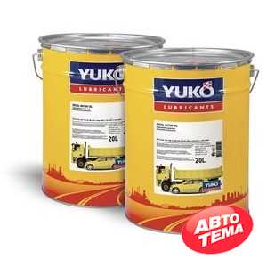 Купить Моторное масло YUKOIL Classic 15W-40 API SF/CC (20л)