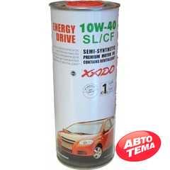 Купить Моторное масло XADO Atomic Oil 10W-40 SL/CF (1л)