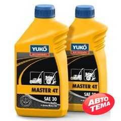 Моторное масло YUKOIL Master 4T - Интернет магазин резины и автотоваров Autotema.ua