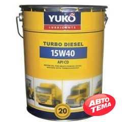 Моторное масло YUKOIL Turbo Diesel - Интернет магазин резины и автотоваров Autotema.ua