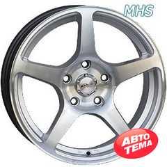 Купить RS WHEELS Classic 280 MHS R16 W7 PCD5x114.3 ET38 DIA67.1