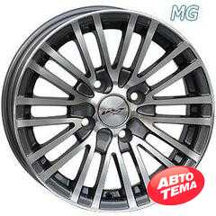Купить RS WHEELS Wheels Tuning 238 MG R15 W6.5 PCD5x114.3 ET38 DIA67.1