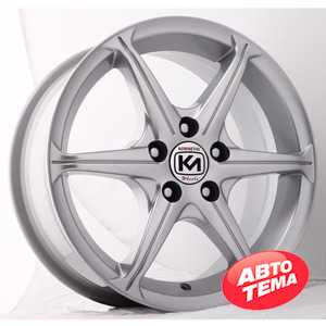 Купить KORMETAL KM 226 S R16 W7 PCD4x108 ET37 DIA67.1