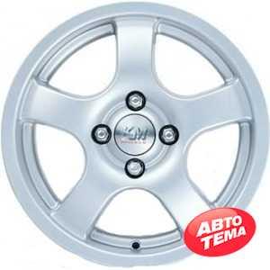 Купить KORMETAL KM 346 HB R16 W7 PCD5x100 ET37 DIA67.1