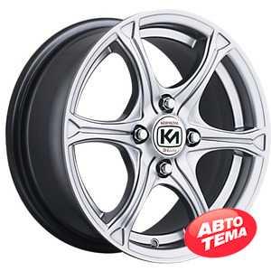 Купить KORMETAL KM 745 HB R15 W6.5 PCD5x110 ET40 DIA67.1