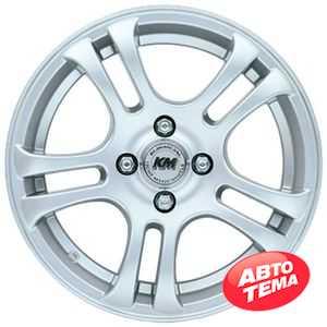 Купить KORMETAL KM 137 S R17 W7 PCD4x108 ET37 DIA65.1
