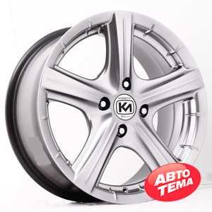 Купить KORMETAL KM 245 HB R15 W6.5 PCD5x100 ET37 DIA67.1