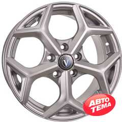 Купить TECHLINE 1612 S R16 W6.5 PCD5x108 ET50 DIA63.4