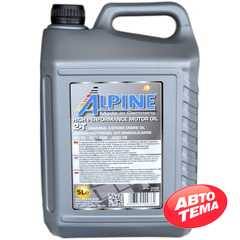 Моторное масло ALPINE 2T - Интернет магазин резины и автотоваров Autotema.ua