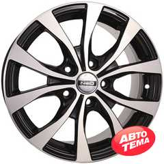 Купить TECHLINE Neo 665 BD R16 W6.5 PCD5x114.3 ET46 HUB67.1