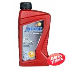 Моторное масло ALPINE 2T Special TC - Интернет магазин резины и автотоваров Autotema.ua