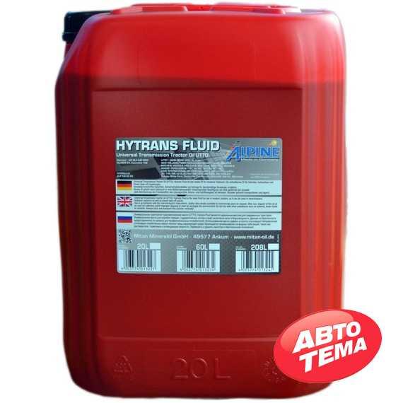 Трансмиссионное масло ALPINE Hytrans Fluid UTTO - Интернет магазин резины и автотоваров Autotema.ua