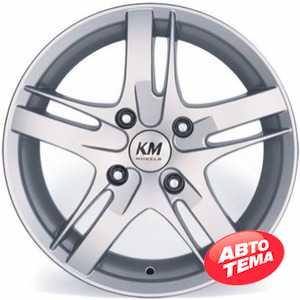 Купить KORMETAL KM 807 HB R17 W7 PCD4x100 ET37 HUB67.1