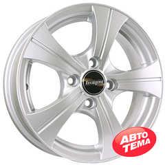 Купить TECHLINE 410 S R14 W5.5 PCD4x100 ET43 DIA67.1