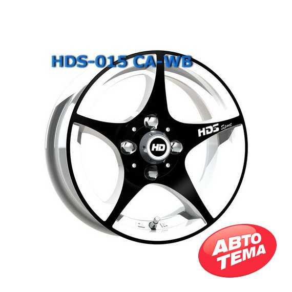 HDS -015 CA-WB - Интернет магазин резины и автотоваров Autotema.ua
