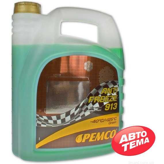 Охлаждающая жидкость PEMCO Antifreeze - Интернет магазин резины и автотоваров Autotema.ua