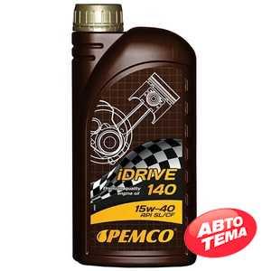 Купить Моторное масло PEMCO iDrive 140 15W-40 SL/CF (1л)
