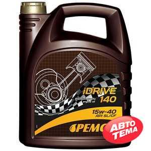 Купить Моторное масло PEMCO iDrive 140 15W-40 SL/CF (4л)
