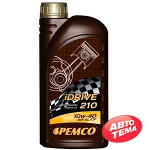 Купить Моторное масло PEMCO iDrive 210 10W-40 SL/CF (1л)