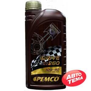 Купить Моторное масло PEMCO iDrive 260 10W-40 SN/CF (1л)