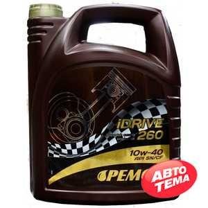 Купить Моторное масло PEMCO iDrive 260 10W-40 SN/CF (4л)