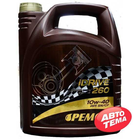 Моторное масло PEMCO iDrive 260 - Интернет магазин резины и автотоваров Autotema.ua