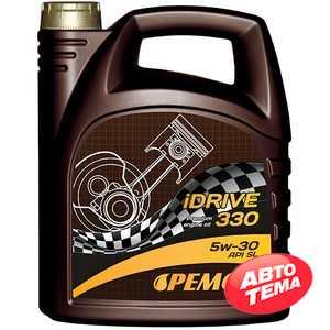 Купить Моторное масло PEMCO iDrive 330 5W-30 SL (4л)