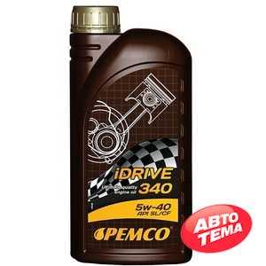Купить Моторное масло PEMCO iDrive 340 5W-40 SN/CF (1л)