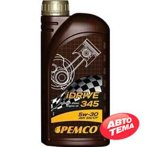 Купить Моторное масло PEMCO iDrive 345 5W-30 SN/CF (1л)