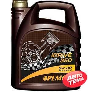 Купить Моторное масло PEMCO iDrive 350 5W-30 SN/CF (4л)