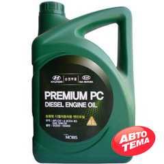 Моторное масло HYUNDAI Mobis Premium PC Diesel - Интернет магазин резины и автотоваров Autotema.ua