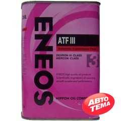 Трансмиссионное масло ENEOS ATF D-III - Интернет магазин резины и автотоваров Autotema.ua