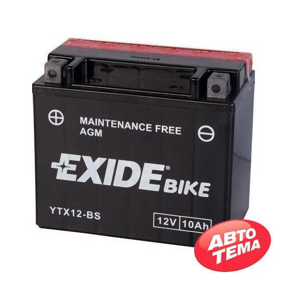 Аккумулятор EXIDE AGM - Интернет магазин резины и автотоваров Autotema.ua