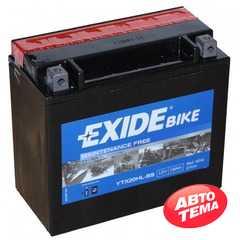 Купить Аккумулятор EXIDE AGM 6СТ-18 12В R (ETX20HL-BS)