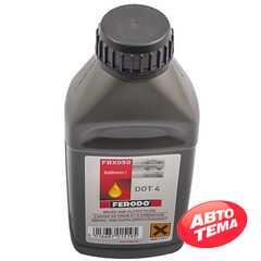 Купить Тормозная жидкость FERODO DOT 4 (0.5л)