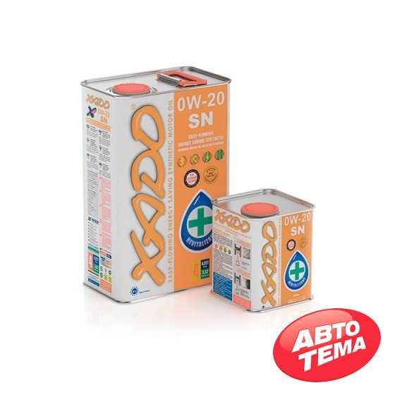 Моторное масло XADO Atomic Oil - Интернет магазин резины и автотоваров Autotema.ua
