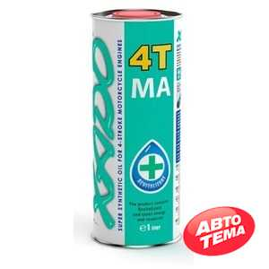 Купить Моторное масло XADO Atomic Oil 4T MA Super Synthetic 10W-40 (1л)